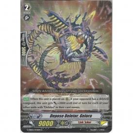Cardfight Vanguard Card Dubnium Fierce Attack Star-Vader G-EB03//039EN R Rare