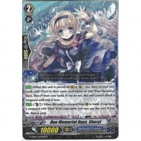 Cardfight Vanguard: Chouchou G-CB07//023EN R Rare Card Ranfa