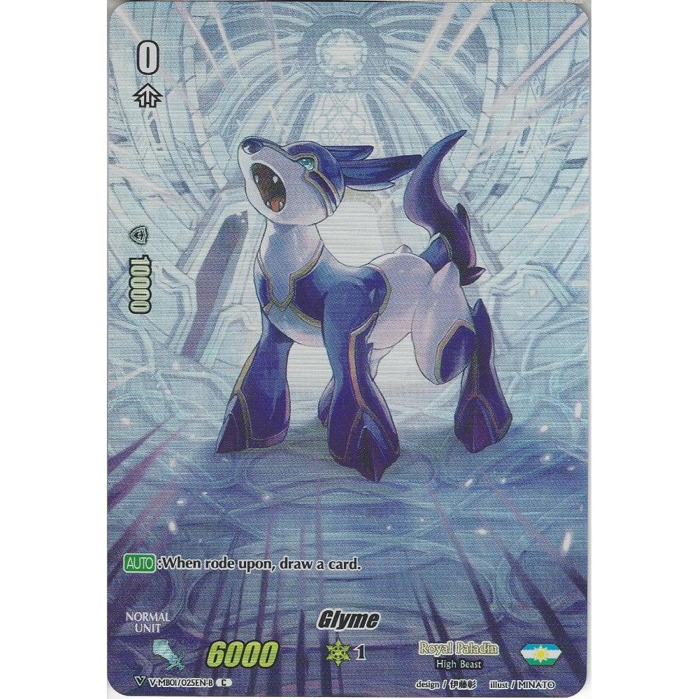 Foil Common Card Cardfight Vanguard Margal V-MB01//028EN-B C