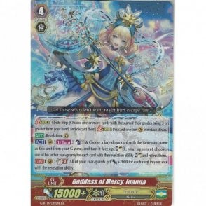 CARDFIGHT VANGUARD CARD LYNPIA G-CB02//018EN R RARE BLUE STORM BATTLE PRINCESS
