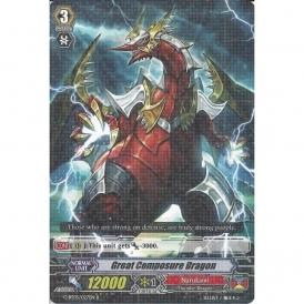 BURSTLAUGH DRAGON G-BT05//036EN R RARE CARDFIGHT VANGUARD CARD