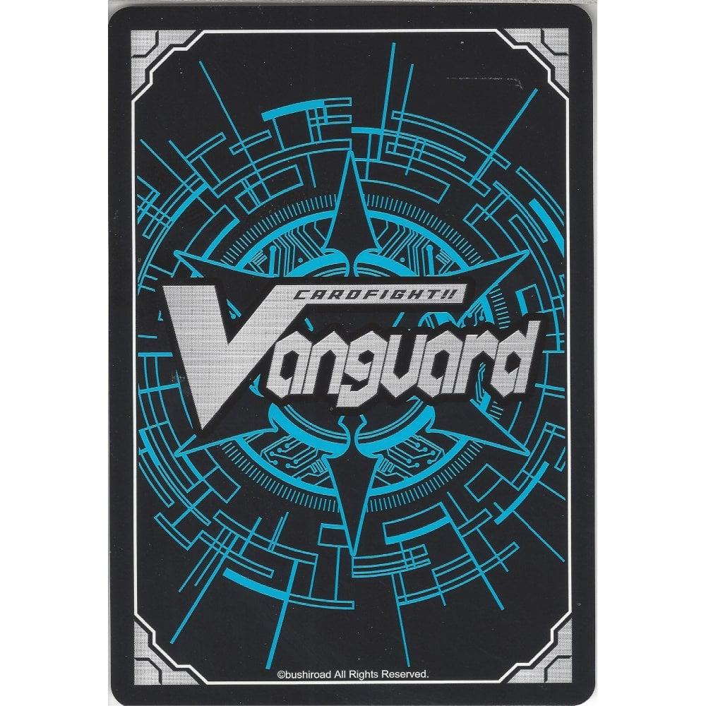 Garmore Cardfight! V-BT03//010EN RRR Rare Card Vanguard Great Silver Wolf