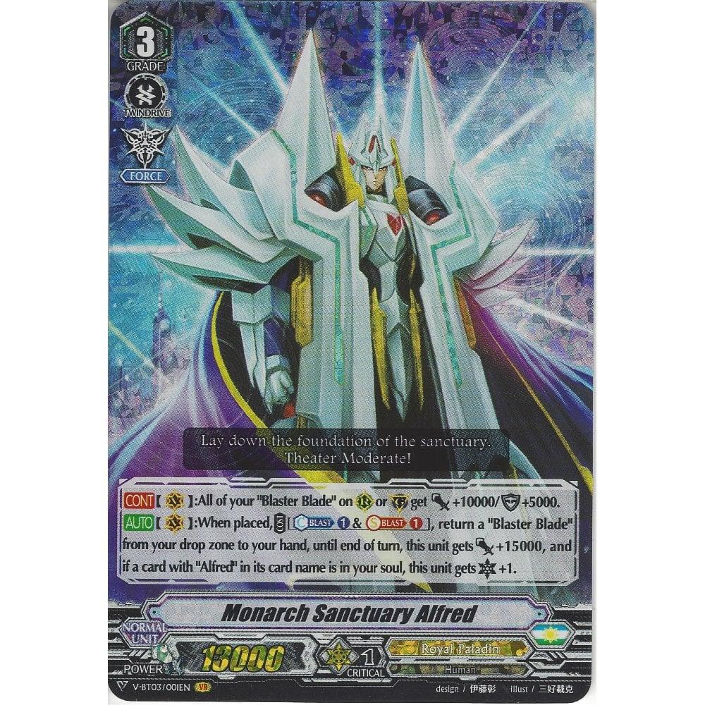 Cardfight!! Vanguard Monarch Sanctuary