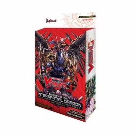 Cardfight Vanguard Odyssey Of The Interspatial Dragon Start Deck G-SD01 Starter