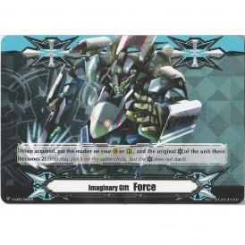 V-GM2//0005EN  Imaginary Gift ForceCommon CardMarker Cardfight! Vanguard