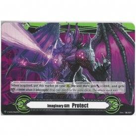 V-GM2//0018EN  Imaginary Gift ProtectCommon Card Cardfight Vanguard TCG Marker
