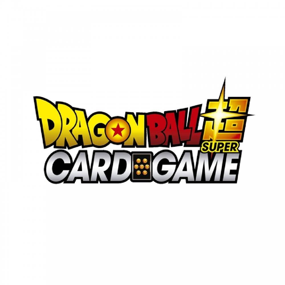 Dragon Ball Super Card Game Magnificent Collection Fusion HeroGogeta BE07 Z