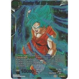 P-089 PR Dragonball Super Card Game Dash Pack 5 Negating Fist SSB Son Goku