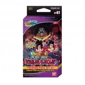 Dragon Ball Super Card Game Expansion Set 15 Battle EnhancedDBS-BE15 Z TCG