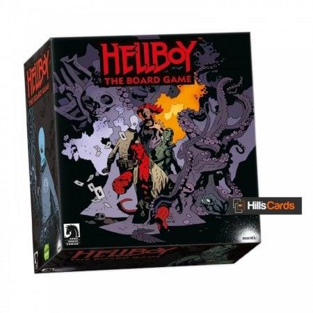 Hellboy Board Game Kickstarter Edition