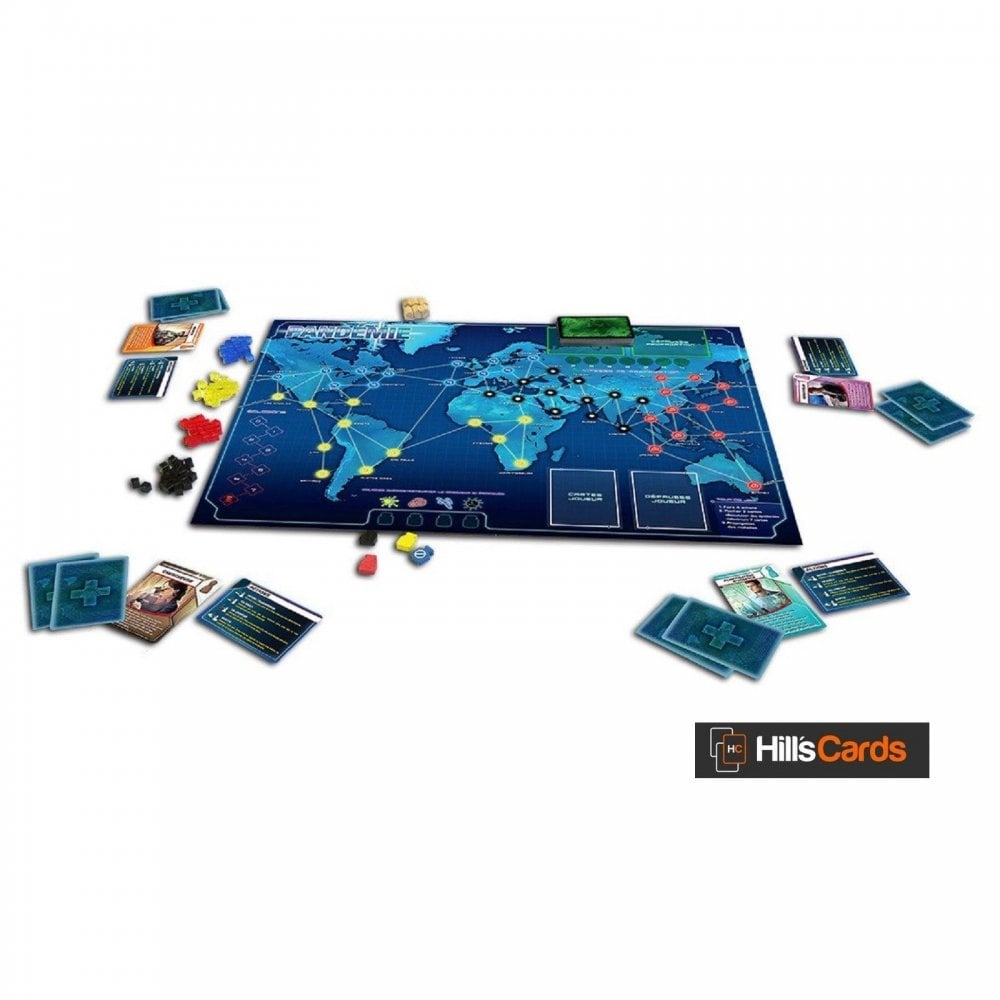 Pandemic Board Game Z-Man Games ZMG71100 2013 Edition
