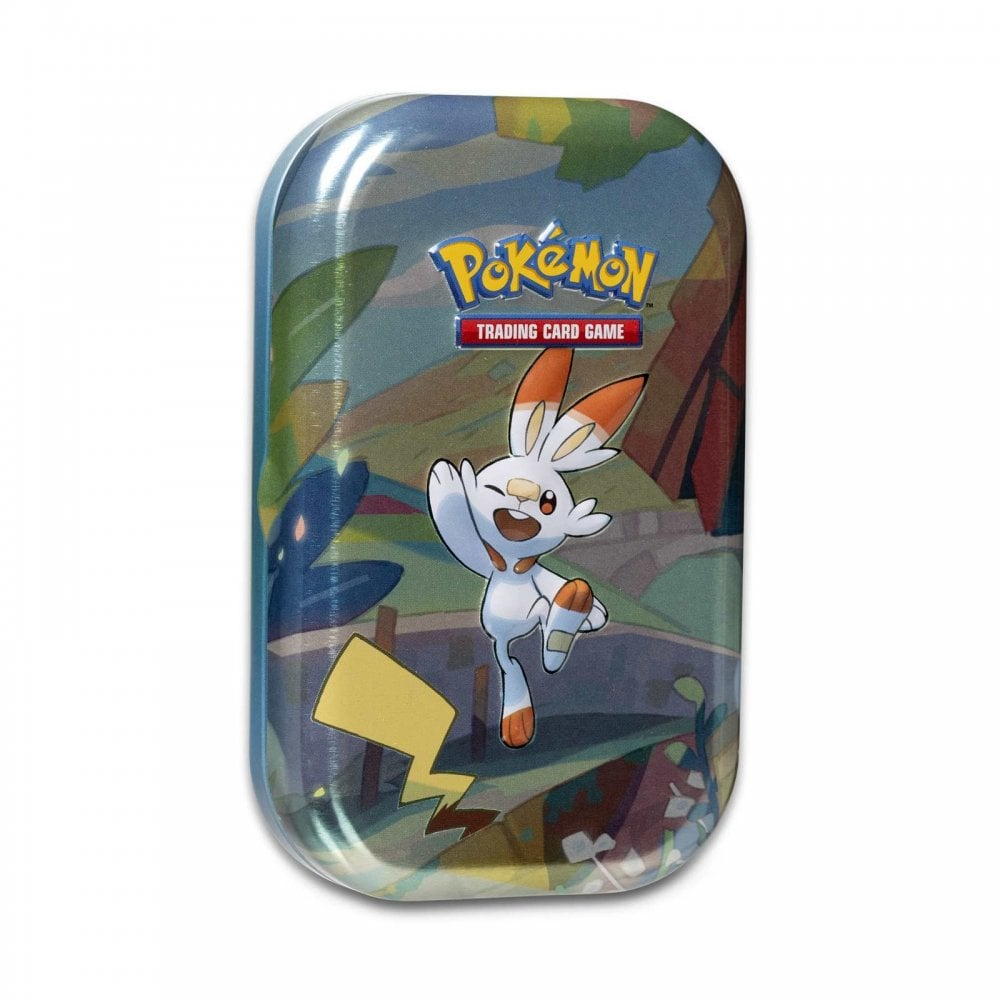 Pokemon Trading Card Game Galar Pals Mini Tin Scorbunny Trading Card Games From Hills Cards Uk Opening every galar partners tins with. pokemon trading card game pokemon trading card game galar pals mini tin scorbunny