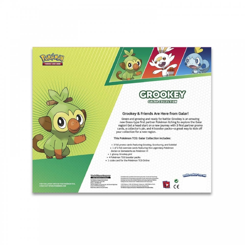 Pokemon Trading Card Game Grookey Galar Box Collection With Zacian V Promo Trading Card Games From Hills Cards Uk Deviantart is the world's largest online social community for artists and art enthusiasts, allowing people to connect through the creation and. pokemon trading card game pokemon trading card game grookey galar box collection with zacian v promo