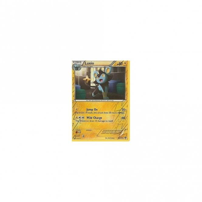POKEMON BLACK /& WHITE NEXT DESTINIES LUXIO 44//99