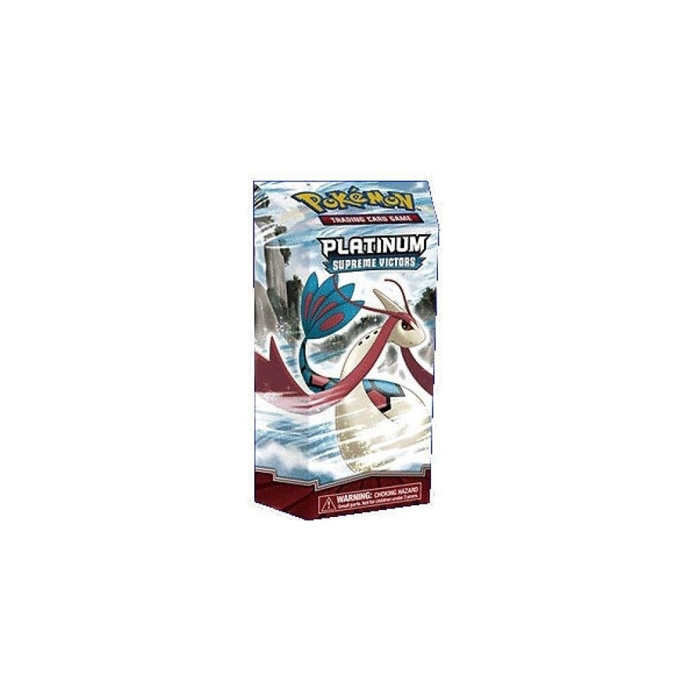 Pokemon Platinum Supreme Victors Overflow