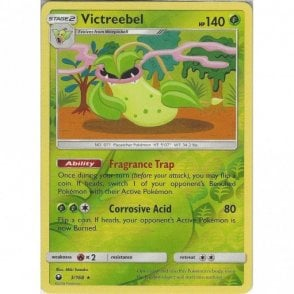 WEEPINBELL 2//111 POKEMON XY FURIOUS FISTS
