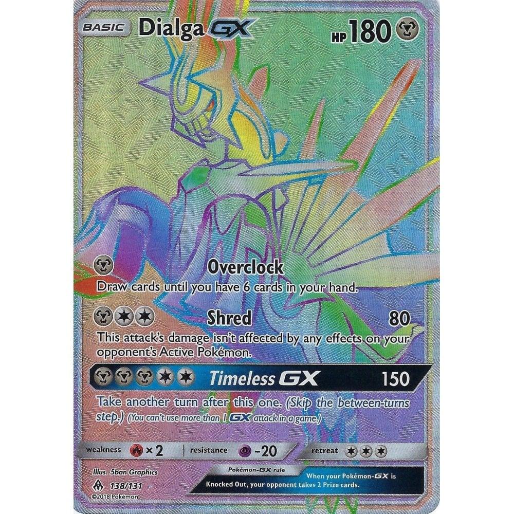 Pokemon Trading Card Game Pokemon SM Forbidden Light Card