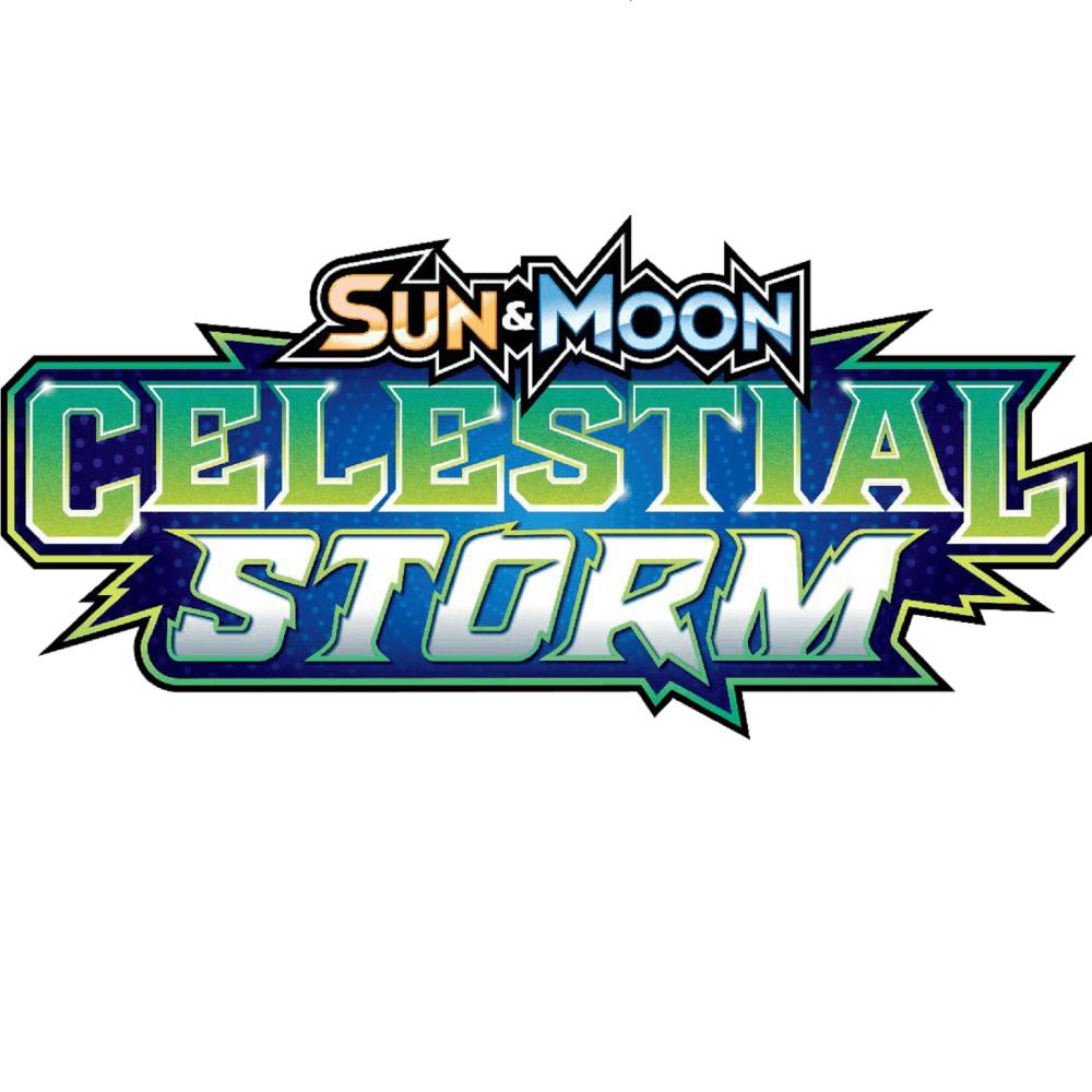 Pokemon Sun /& Moon Celestial Storm Online Code Card TCG Booster Codes TCGO SM-7