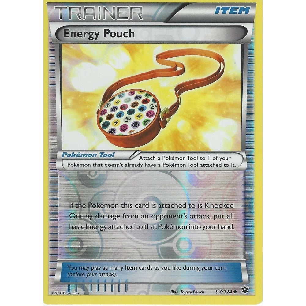 Fates Collide Uncommon Trainer Card Selection Pokemon TCG XY