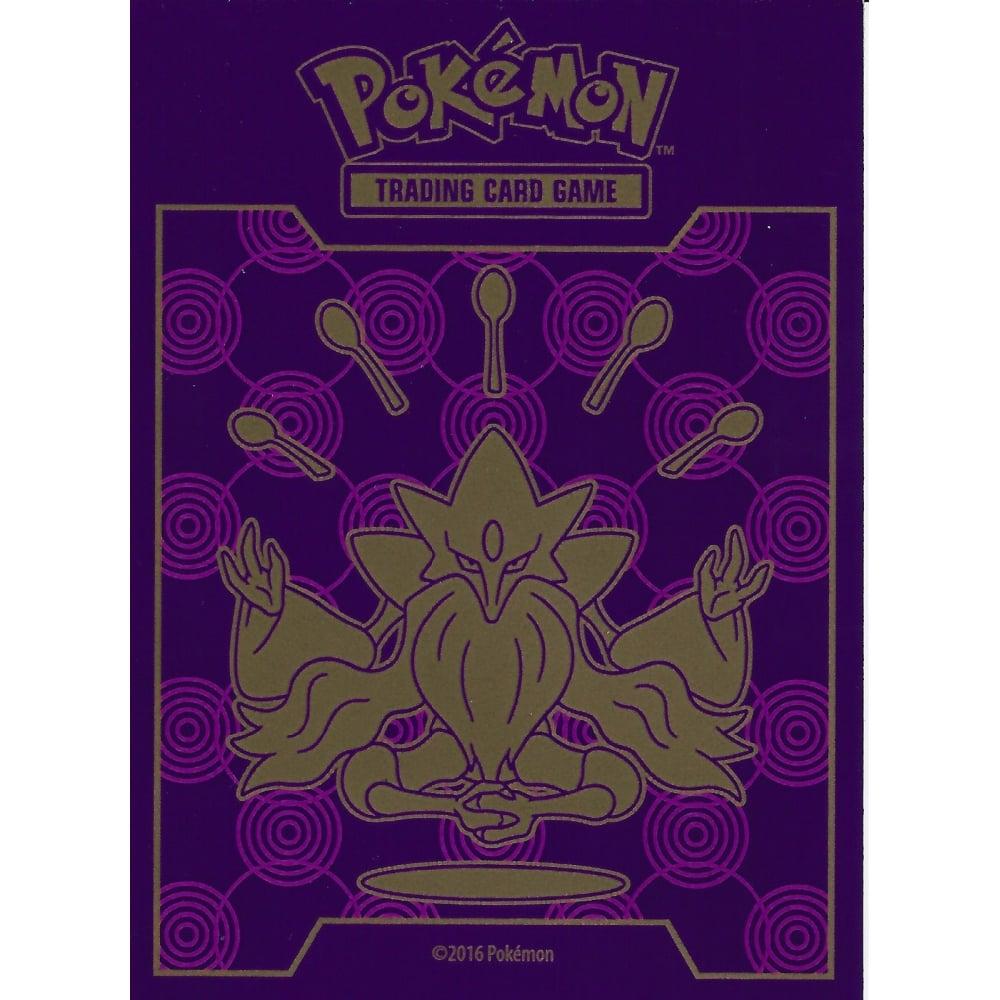 Pokemon Trading Card Game Pokemon Xy Official Shiny Mega Alakazam
