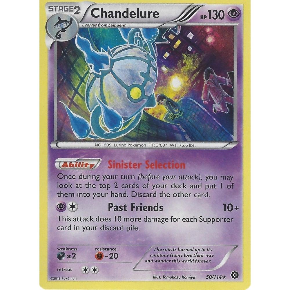 Pokemon TCG XY Uncommon Card Selection