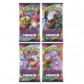 Pokemon Trading Card Game Boosters