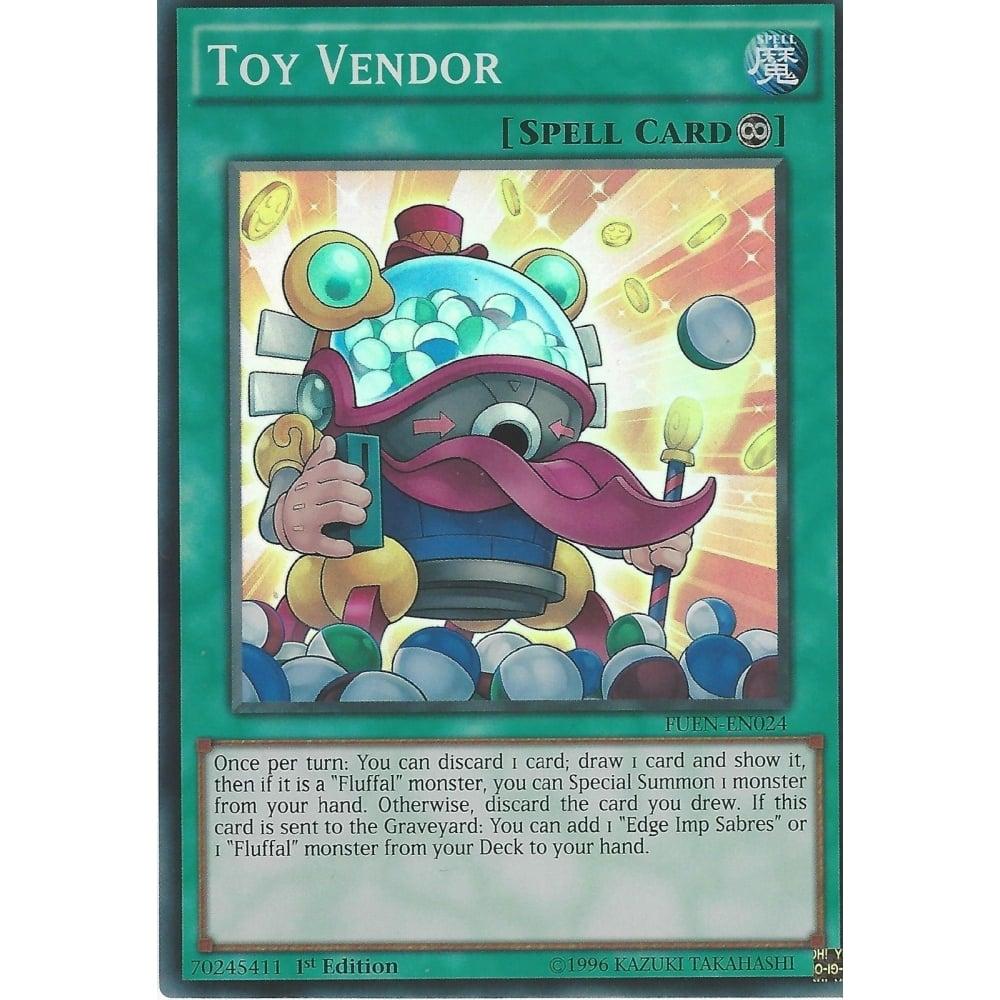 Toy Vendor FUEN-EN024 1st Yu-gi-oh
