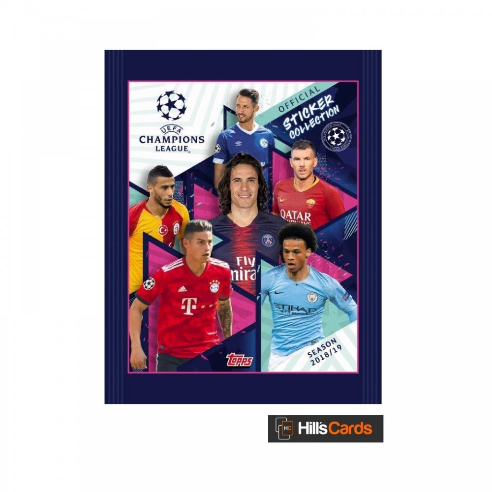 Match Attax EXTRA EPL 2018//19 Football Trading Cards 24 Mega paquets full box