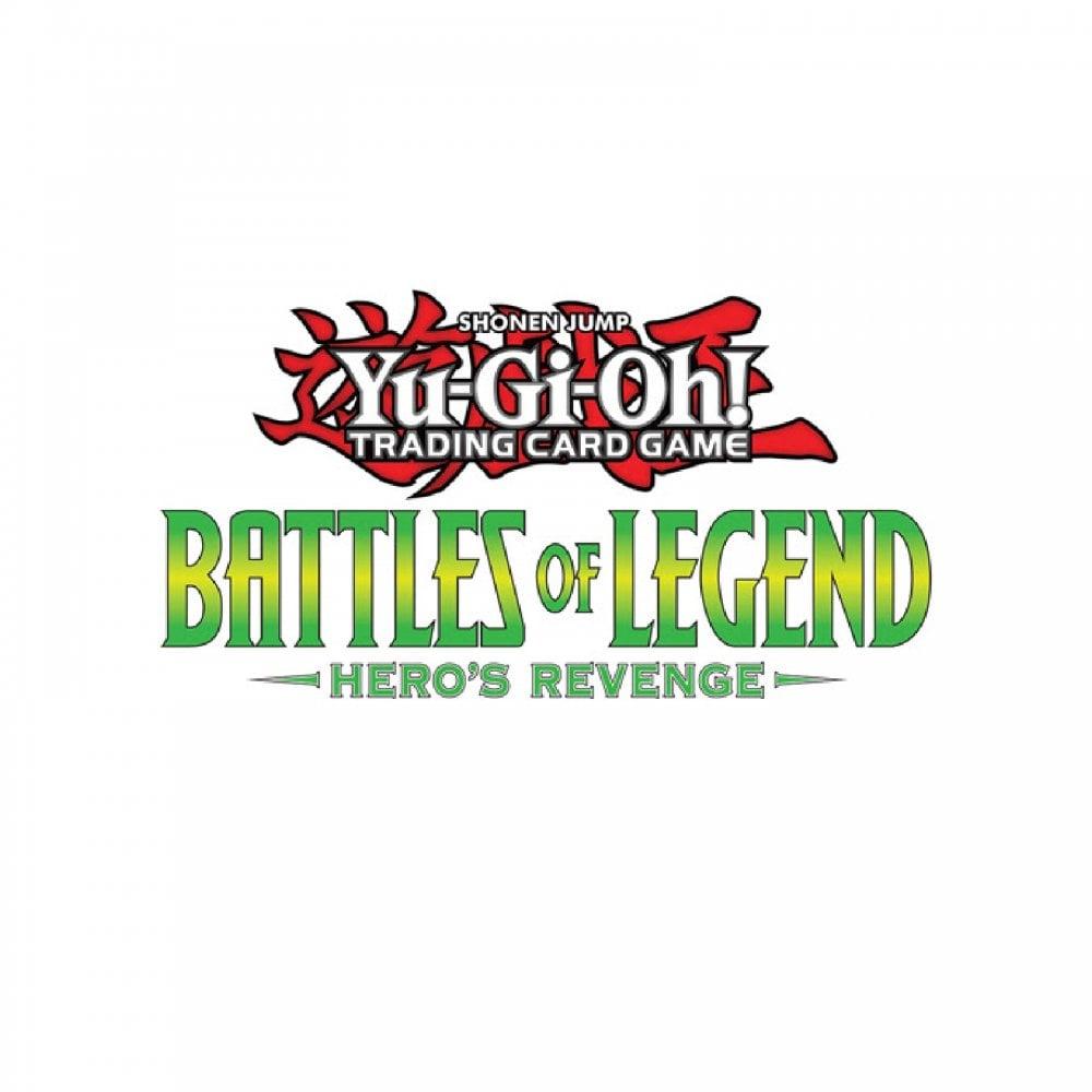 BLHR-EN003 Battles of Legend: Hero/'s Revenge Gold Moon Coin