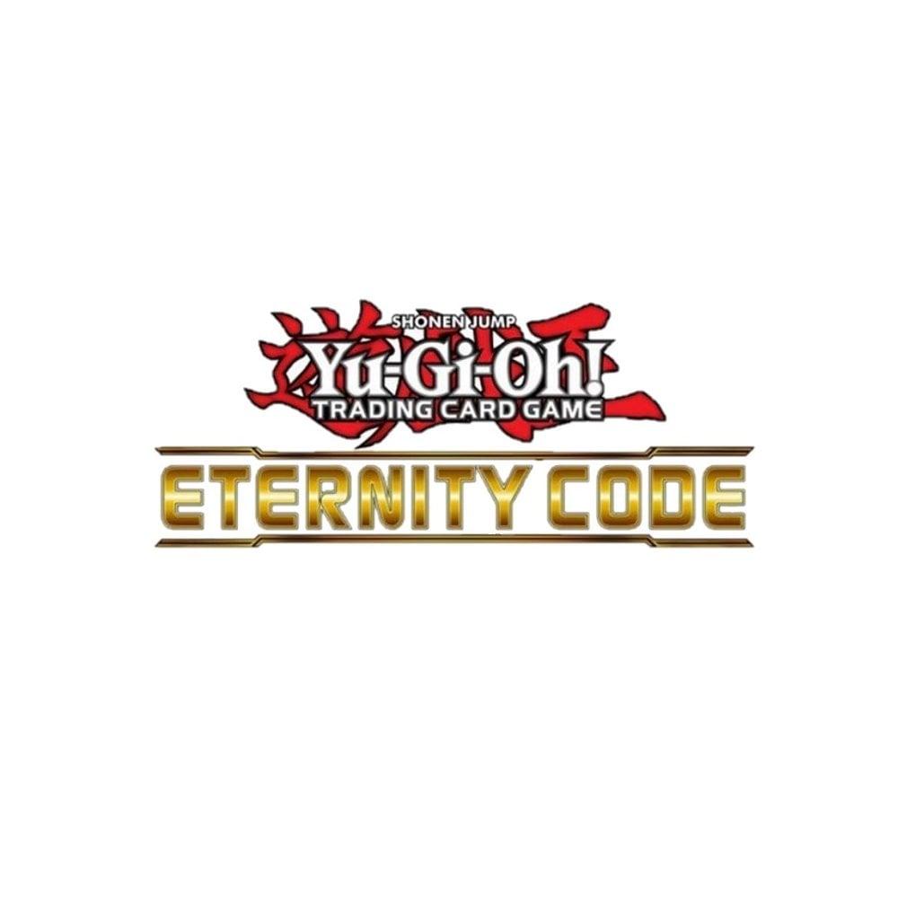 Titanocider ETCO-EN079 Secret Holo Foil Mint Yugioh ETERNITY CODE 1st Ed
