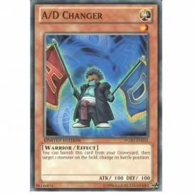 LIMITED EDITION WGRT-EN097 YU-GI-OH BUTTERSPY PROTECTION