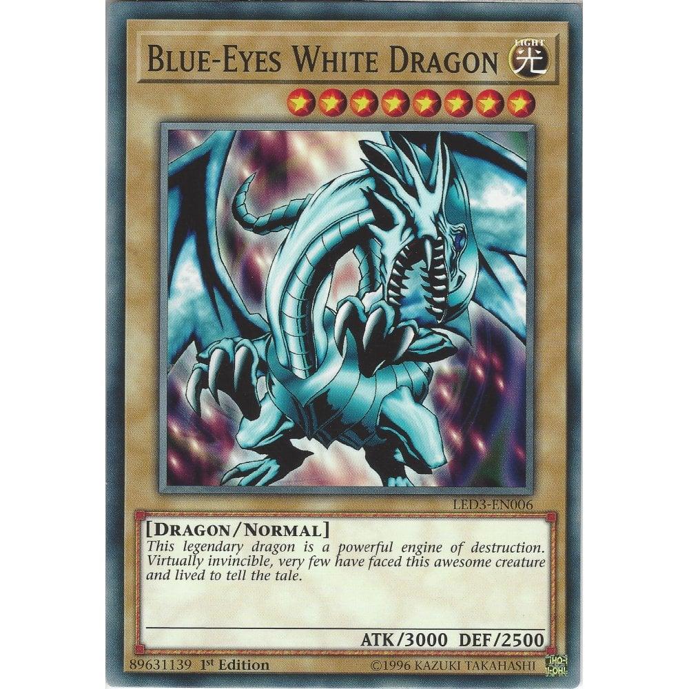 Yu-gi-oh Verzamelingen Dragon métallique LDD-C102