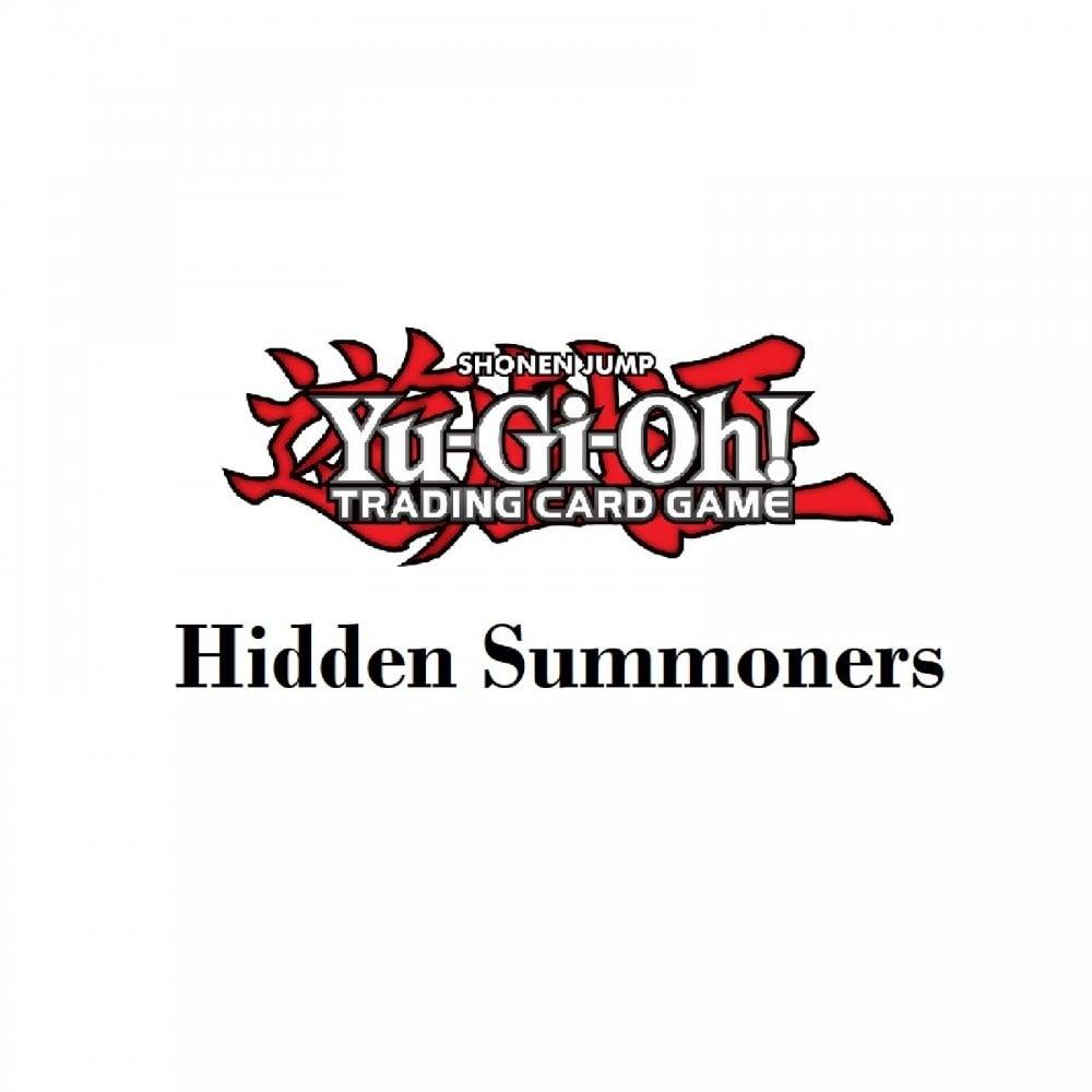 GOLD SARCOPHAGUSSecret RareHISU-EN051 Hidden Summoners YuGiOh