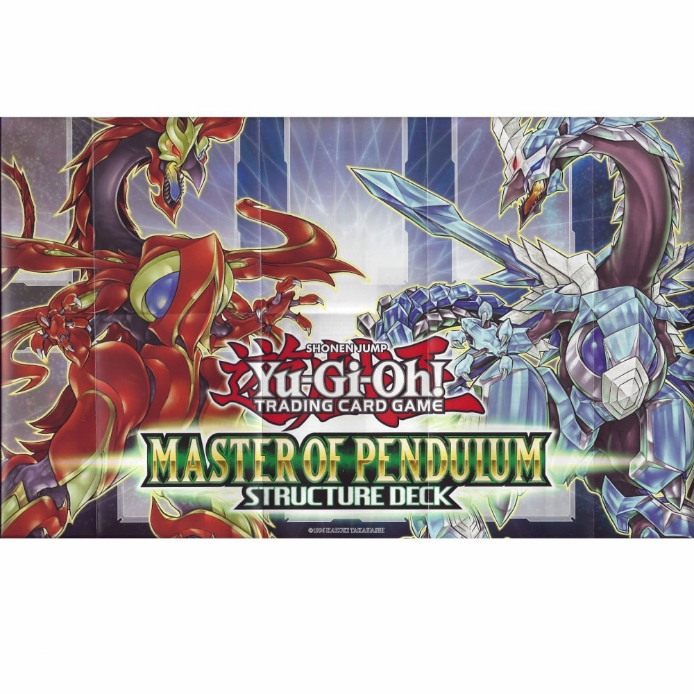 Yugioh Master Of Pendulum Structure Theme Deck For Card Game CCG TCG