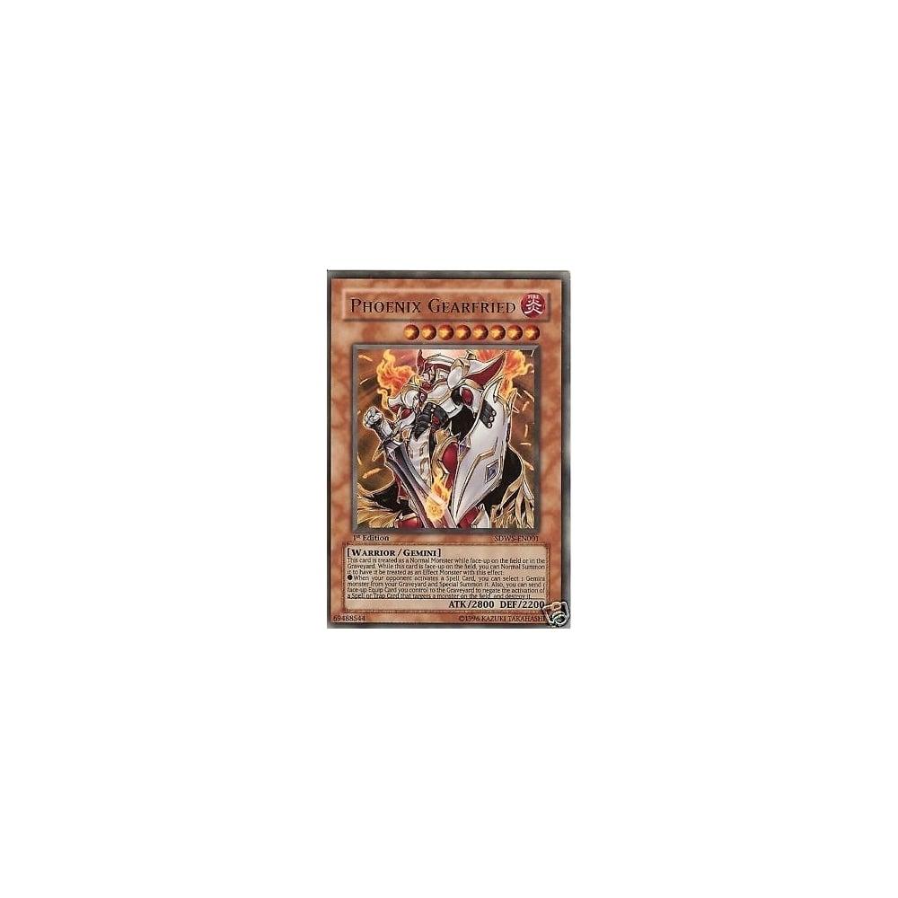 Yu-Gi-Oh ULTRA: PHOENIX GEARFRIED - SDWS-EN001 - 1st Edition