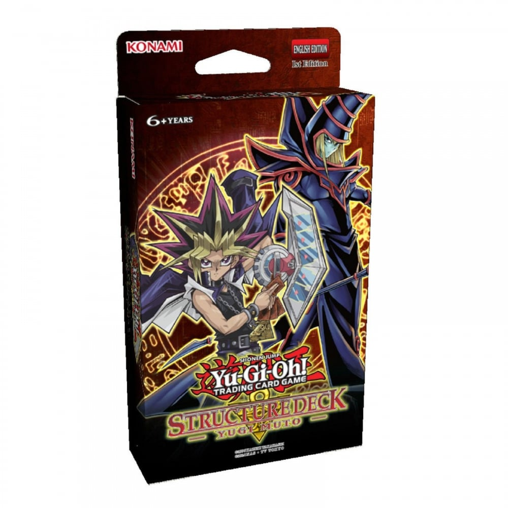 Emperor Of Darkness Starter Deck For Trading Card Game TCG CCG Yu-Gi-Oh Verzamelingen